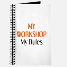 my workshop rules Journal