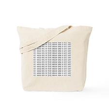 Cute Movie Tote Bag