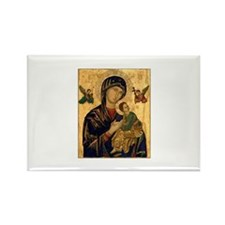 Our Mother of Perpetual Help Rectangle Magnet