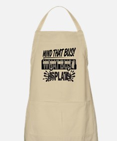 Splat (Black) Apron