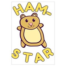 Ham Star Poster