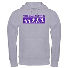 SHALL NOT STEAL Jumper Hoody