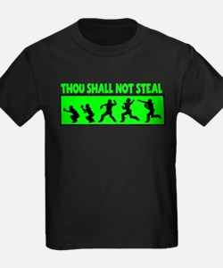 SHALL NOT STEAL T