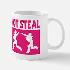 SHALL NOT STEAL Mug