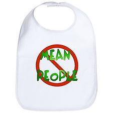 No Mean People Bib