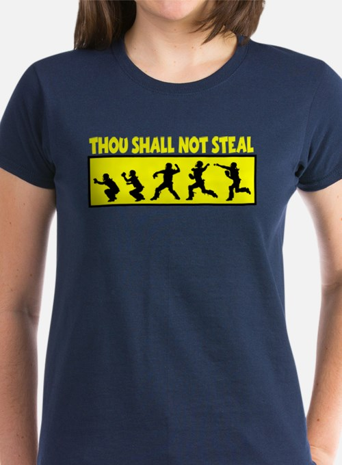 SHALL NOT STEAL Tee