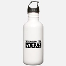 SHALL NOT STEAL Water Bottle