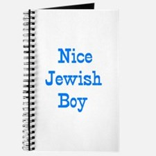 jewish boy Journal