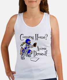 ACCESS DENIED Women's Tank Top