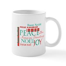 Christmas Around The World Mug