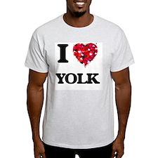 I love Yolk T-Shirt