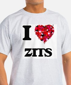 I love Zits T-Shirt