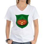 Gnash Women's V-Neck T-Shirt