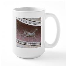 Pompeii Bath Detail Mugs