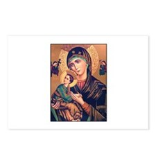 Virgin Mary - Our Lady of Per Postcards (Package o