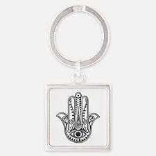 Hamsa Hand Keychains