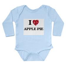 I love Apple Pie Body Suit