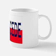 Cute Texas secede Mug