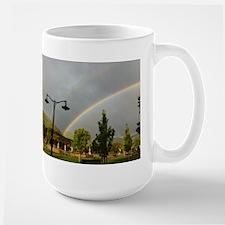 Double Rainbow Mugs