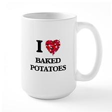 I love Baked Potatoes Mugs