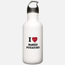 I love Baked Potatoes Water Bottle