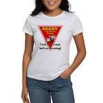 Randy Raccoon Women's T-Shirt