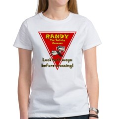Randy Raccoon Tee
