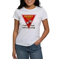 Randy Raccoon Tee