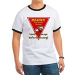 Randy Raccoon Ringer T