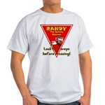 Randy Raccoon Light T-Shirt