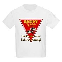 Randy Raccoon T-Shirt