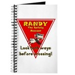 Randy Raccoon Journal