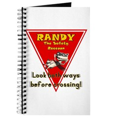 Randy Raccoon Journal