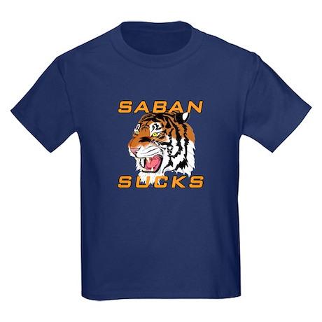 Saban Sucks Kids Dark T-Shirt