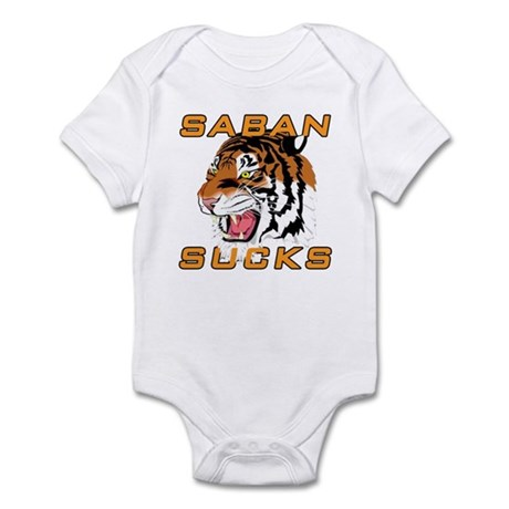 Saban Sucks Infant Bodysuit