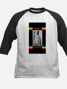 Haile-Selassie-Jah_Rastafari-iPhon Baseball Jersey
