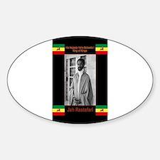 Haile-Selassie-Jah_Rastafari Decal