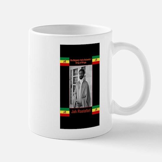 Haile-Selassie-Jah_Rastafari Mugs