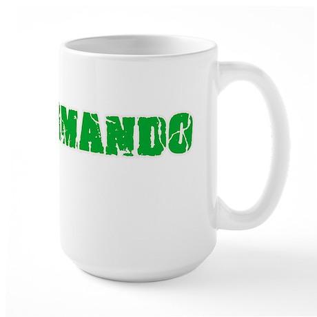 Armando Name Weathered Green Design Mugs