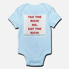 tax-eat-the-rich_Occupy_Wall_Street Body Suit