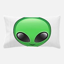 alien emoji Pillow Case