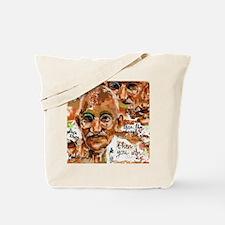 Gandhi wins Tote Bag