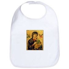Blessed Mother of Perpetual H Bib