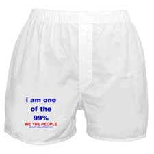 I-am-one-of-the-99-percent Boxer Shorts