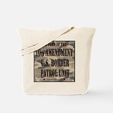 10thpatrol Tote Bag