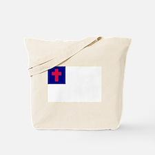 Christian_flag Tote Bag