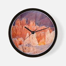 Bryce Canyons 1 Wall Clock