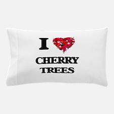 I love Cherry Trees Pillow Case
