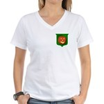 Hoppsie Women's V-Neck T-Shirt