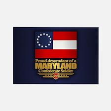 Maryland Proud Descendant Magnets